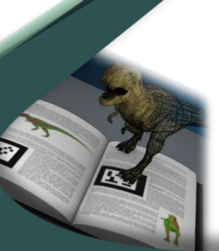 Realidad Aumentada en libros RA - Augmented Reality in books ARbooks AR